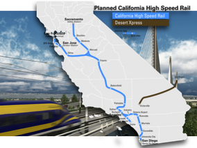 California High Speed Rail facts! +$60 Billion opportunity for European Companies