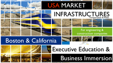 Discover & Develop Business Opportunities in  Infrastructure Projects - USA