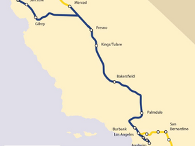 California HSR current facts. $700M contract is out.