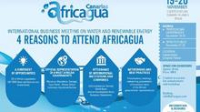 International Business Meeting on Water and Renewable Energy - Nov 19-20 - Africagua