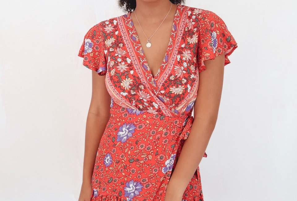 Cute Summer dress perfect to dress up or down, afternoon drinks or morning coffee date this has you sorted!