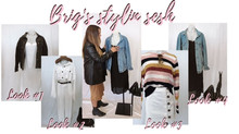 SHINE STYLIN' SESH w/ Brig & Tori