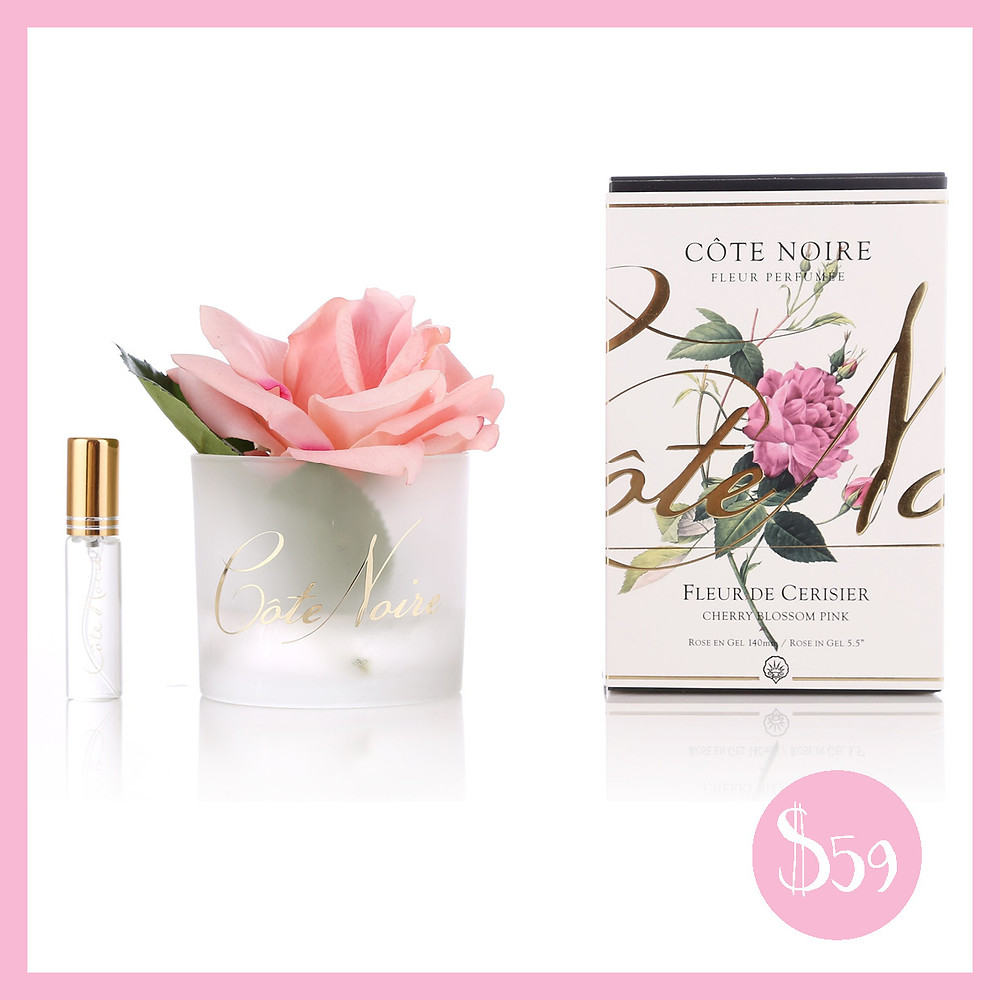 Côte Noire Perfumed Natural Touch Rose from Shine Boutiques Sunshine Coast
