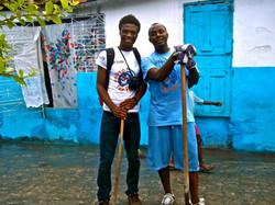 robi and son