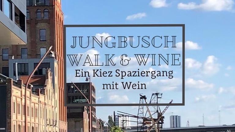 Ausverkauft! Jungbusch Walk & Wine. Ein Kiez Spaziergang mit Wein