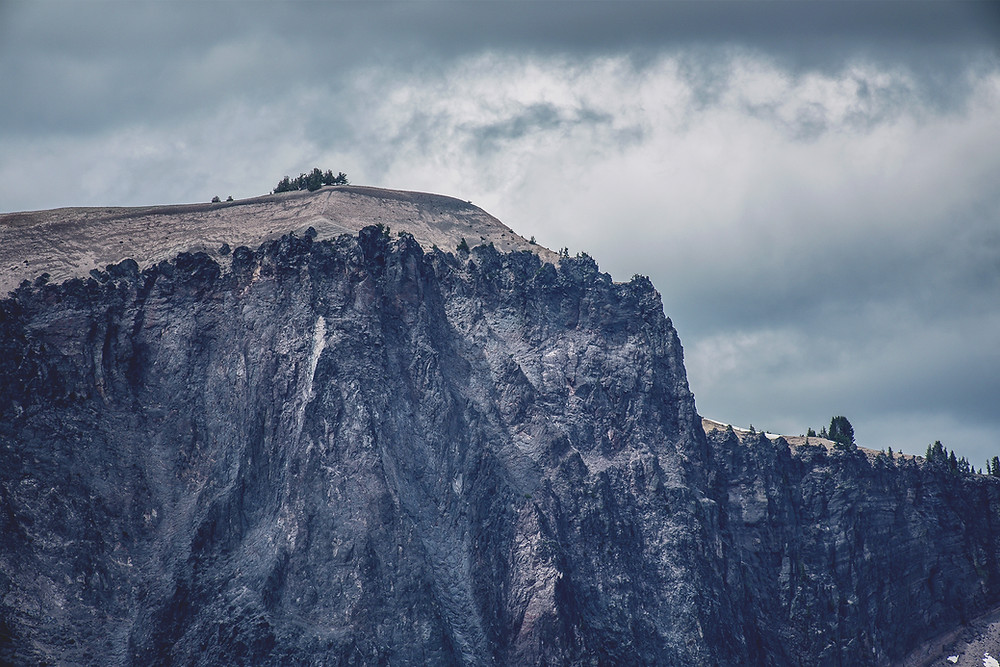 unscalable cliff