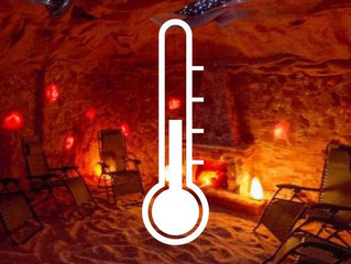 faq: is the salt cave hot or cold?