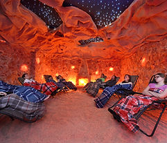 Himalayan Salt Therapy Cave