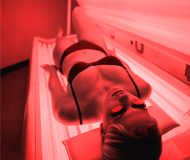 Using Red Light Therapy
