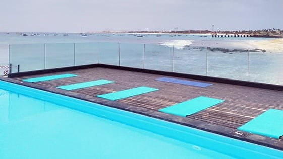 Yoga and Fitness Classes Cabo Verde Well