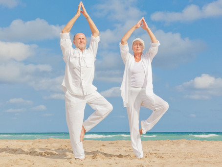 Incredible Anti-Aging Benefits of Yoga