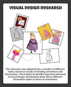Visual Design Research