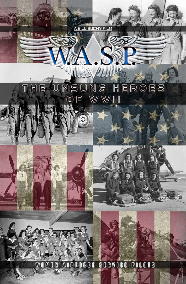 WASP The Unsung Heroes Of WW2