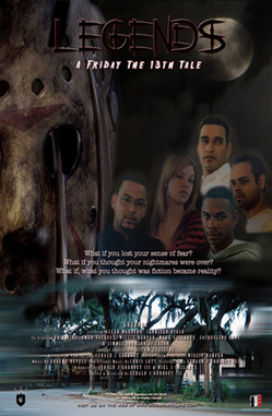 Legends A Friday The 13th Tale
