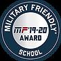 Military Friendly Designation_150x150-1.