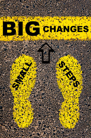 [live Graciously] Small changes lead to big improvements