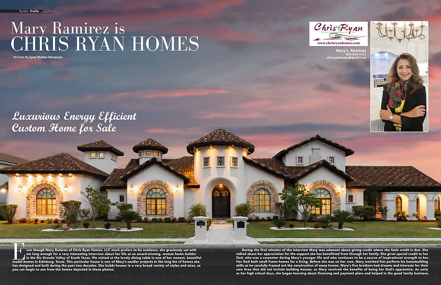 Luxurious Energy Efficient Custom Home for Sale Part 1