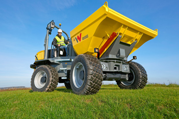 WHEELED DUMPERS