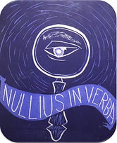 """Nullius in verba means """"take nobody's word for it."""""""