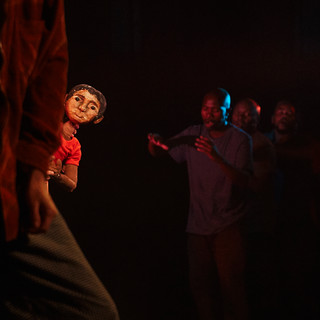 Promised / Beloofde Land  - Loft Puppet Company