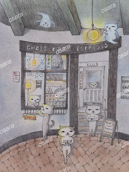 Ghost Cats Espresso