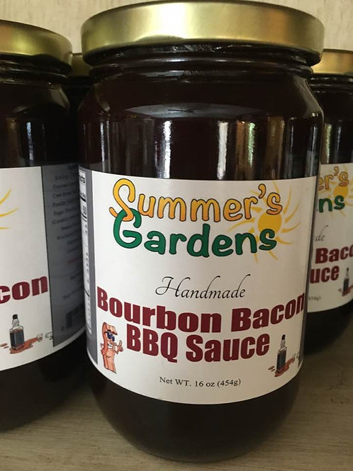 Bourbon Bacon BBQ Sauce