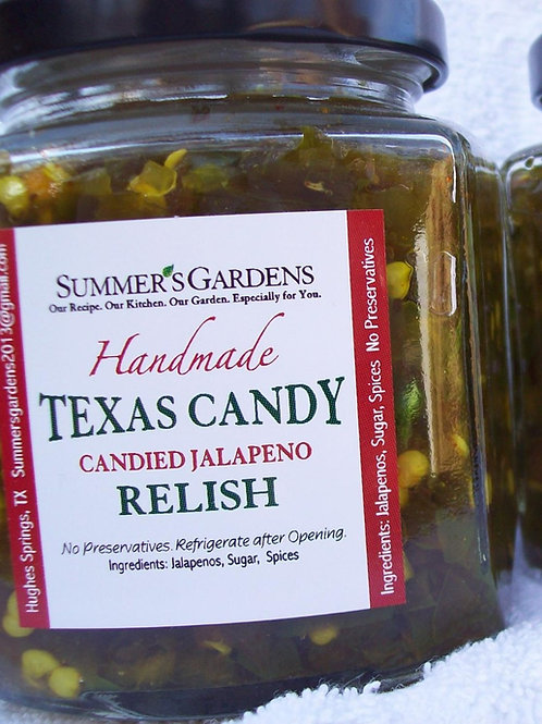 Texas Candy Relish