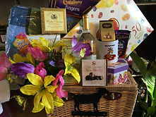 Personalized Birthday gift baskets