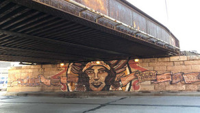 """Mural Project in Little Village Showcases Chicago's Coming """"Year of Public Art"""""""