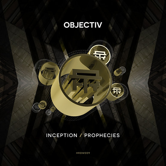 Objectiv - Inception / Prophecies [HRDW009]