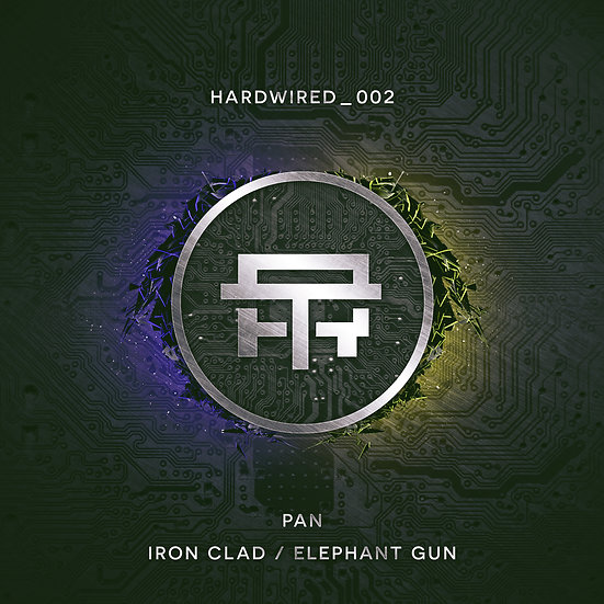 Hardwired_002 - Pan - Iron Clad / Elephant Gun