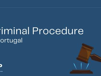 Criminal Procedure in Portugal
