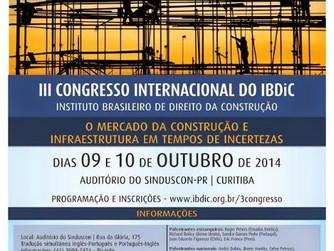 """""""Brainstorming"""" no Brasil sobre arbitragem e infra-estruturas"""