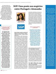 SGP - Uma ponte nos negócios entre Portugal e Alemanha