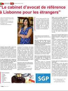 Le cabinet d'avocat de référence à Lisbonne pour les étrangers
