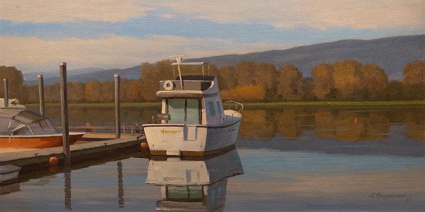 Silence Oil on Canvas Panel 12x24.jpg