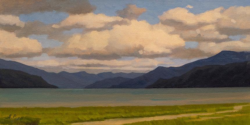 Cloudy Oil on Canvas Panel 8x16.jpg