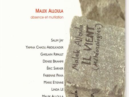 Malek Alloula