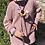 Thumbnail: Tejido Azalea rosa talla única