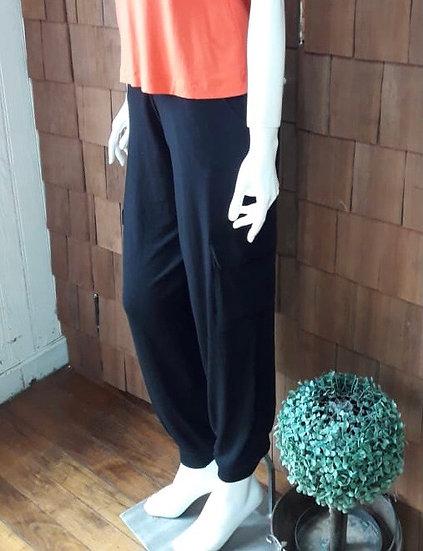 Pantalón Jogger negro talla única