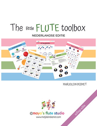 The little Flute Toolbox: Nederlandse Editie | solfege