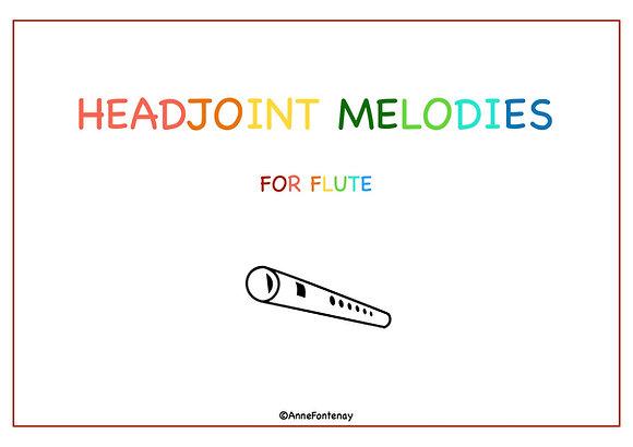 Headjoint Melodies