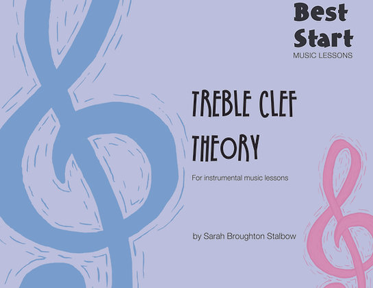 Best Start Music Lessons: Treble Clef Theory