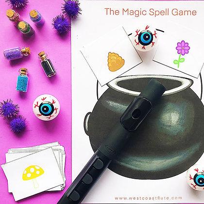 Magic Spell Game