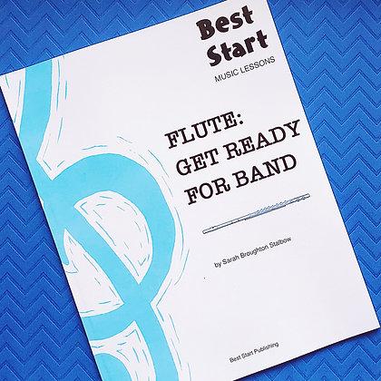 Best Start Music Lessons: BAND - PRE-ORDER!