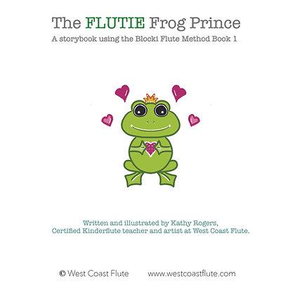 The Flutie Frog Prince - Resource Bundle