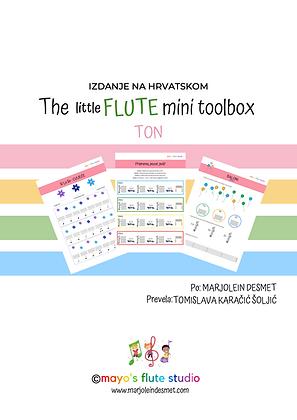 The little Flute (mini) Toolbox: TON