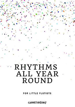 Rhythm Card BUNDLE: Seasons