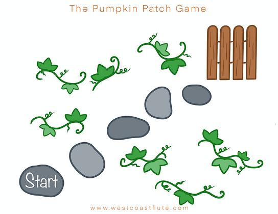 Pumpkin Patch Game