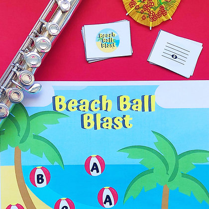 Beach Ball Blast